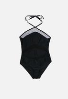 The Lot - Miss bond mesh swimsuit