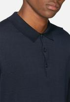 Selected Homme - Parker knitted polo