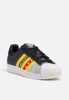 6f1b26a7efb4 adidas Originals Superstar RO W - Blk Yellow ( Rita DIY ) adidas ...