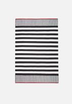 Sixth Floor - Narrow stripe rug