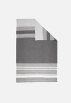 Sixth Floor - Spaced stripe rug