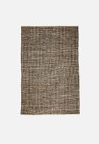 Sixth Floor - Jute stripe rug