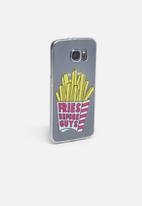 Hey Casey - Fries before guys iPhone & Samsung cover