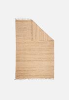 Sixth Floor - Jute plain rug