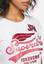Superdry. - High flyers tee