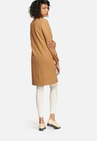 Selected Femme - Constract wool coat
