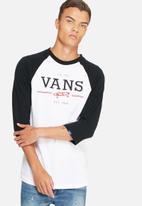 Vans - Luxury goods raglan