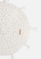 Sew Hooked - Spanish round mat