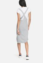 dailyfriday - Drop armhole sweat dress