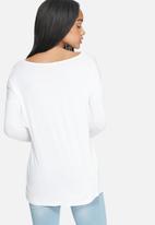 dailyfriday - Basic V-neck top