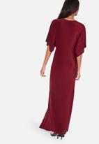 Missguided - Kimono maxi dress