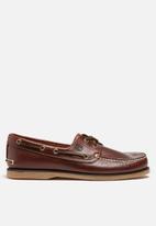 Timberland - Classic Boat Shoe