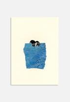 Richard Vergez - Bodies of water