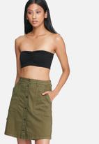 ONLY - Live love bandeau top