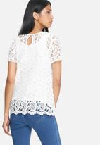ONLY - Sossi crochet top