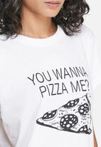 Vintage Lover - Pizza tee