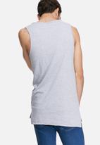 basicthread - Tail vest