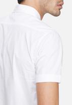 basicthread - Poplin slim fit shirt