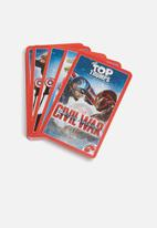 Top Trumps - Top Trumps Captain America: Civil War