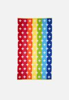 Nortex - Diamonds beach towel