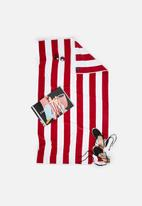 Nortex - Cabana stripe beach towel