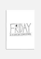 Sundays Creative - Friday
