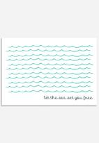 Sundays Creative - Let the sea set you free