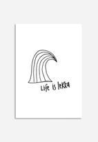 Sundays Creative - Life is lekka