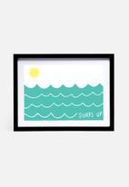 Sundays Creative - Surf's up