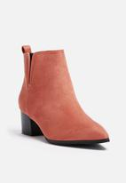 Missguided - Fiona Bootie