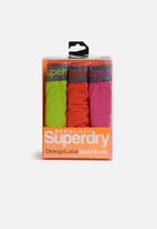 Superdry. - 3pack boxer