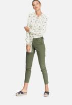 VILA - Pointy long shirt