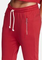 dailyfriday - Cropped zip pocket joggers