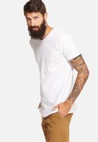 basicthread - 2 pack Scoop neck tee