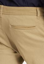 basicthread - Regular fit chinos