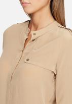Selected Femme - Darmi silk shirt