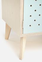Sixth Floor - Cosmo birch pedestal