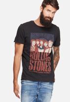 Jack & Jones - Rolling stones regular fit tee