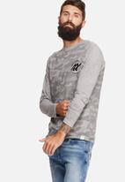 Jack & Jones - Frank regular fit tee
