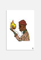 Thulisizwe Mamba - Lit