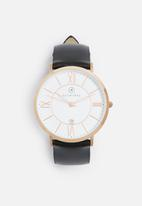 dailyfriday - Amy leather watch
