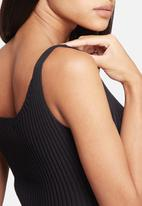 Missguided - Button knitted bodysuit