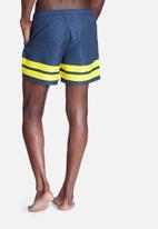 basicthread - 2 stripe swimshort