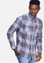 Jack & Jones - Burn utility regular fit shirt