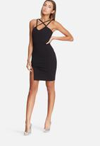 dailyfriday - Strappy bodycon dress