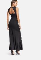 dailyfriday - Fish tail maxi dress
