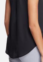 dailyfriday - Sleeveless wrap front top