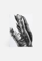 Julie Smith-Belton - Banana leaves
