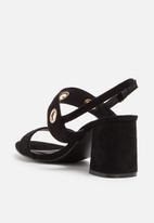 Truffle - Newdy eyelet sandal