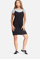 dailyfriday - Slip dress & tee set